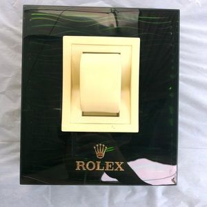 Authentic Emerald Display Case